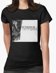 Miasma Gloved Front Womens Fitted T-Shirt