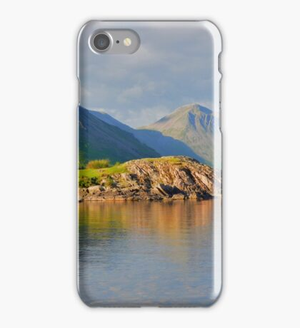 The Lake District: Wastwater iPhone Case/Skin
