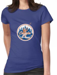 Yoenis Cespedes #52 - New York Mets Womens Fitted T-Shirt