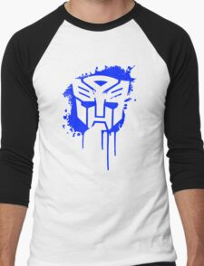 Autobot Transformers Men's Baseball ¾ T-Shirt