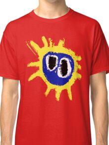 PRIMAL SCREAM RETRO SCREAMADELICA Classic T-Shirt