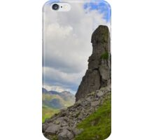 The Lake District: Eskdale Needle iPhone Case/Skin
