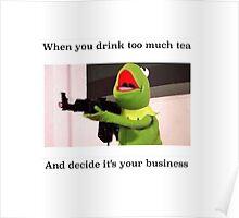 Kermit Poster