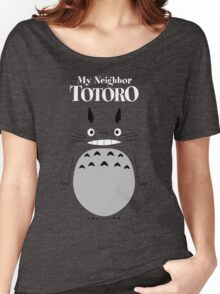 My Neighbor Totoro Happiness Women's Relaxed Fit T-Shirt