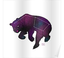 Ursa Major - The Big Dipper Poster