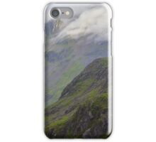 The Lake District: Corridor Route on Scafell iPhone Case/Skin