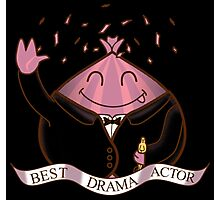 The onion, best drama actor Photographic Print