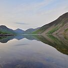 The Lake District: Wastwater Refelctions by Rob Parsons