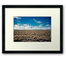 New Mexico Framed Print