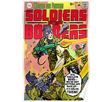 Soldiers Without Borders Poster