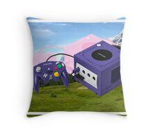 Nintendo Gamecube Throw Pillow