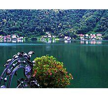 Lago di Sera Photographic Print