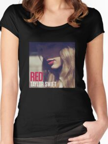 Red Album Women's Fitted Scoop T-Shirt