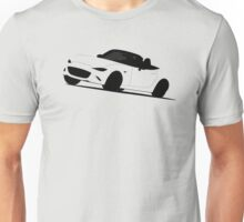 Roadster Mid-corner Unisex T-Shirt