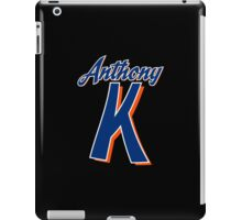 Anthony Kay - New York Mets iPad Case/Skin