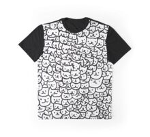 So. Many. Cats. Graphic T-Shirt