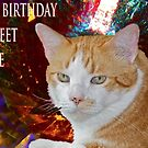 Happy Birthday Sweet Prince by Carolyn Clark