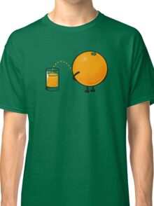 Orange Juice Classic T-Shirt