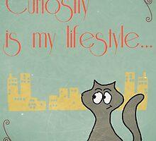 curiosity kills the cat by saaton