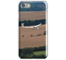 The hills are alive with the sound of.... gliders iPhone Case/Skin