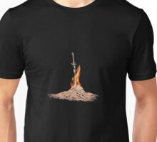Bonfire, sweet relief.   Unisex T-Shirt