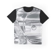 Leftover Tech - Silver Graphic T-Shirt