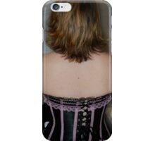 Corset Story iPhone Case/Skin