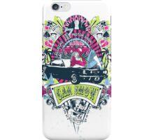 Motor Show iPhone Case/Skin