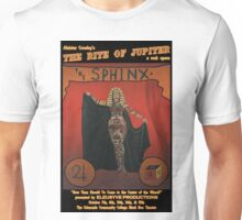 Sphinx Limited Edition Rite of Jupiter Poster  Unisex T-Shirt