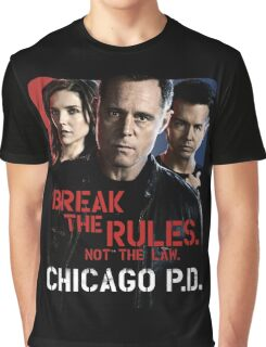 Chicago PD Graphic T-Shirt