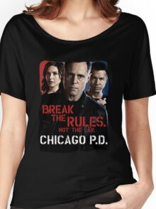 Chicago PD Women's Relaxed Fit T-Shirt