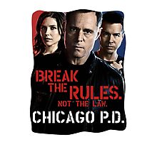 Chicago PD Photographic Print