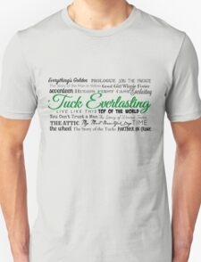 Tuck Everlasting OBC Unisex T-Shirt