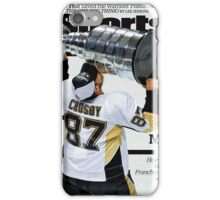 June 2016 Sports Illustrated - Sidney Crosby iPhone Case/Skin