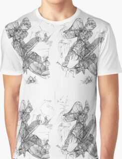 Fairy Piano  Graphic T-Shirt