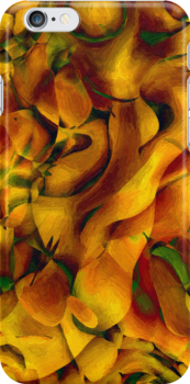 Succulence iPad and Phone Case by RC deWinter