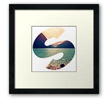 Surf Life  Framed Print