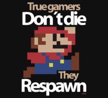 True gamers don´t die by eltronco