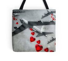 You Dropped A Bomb On Me Tote Tote Bag