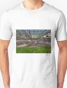 Portland International Airport at Sunset Unisex T-Shirt