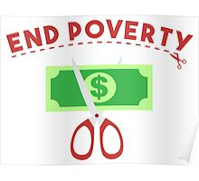 End Poverty Poster