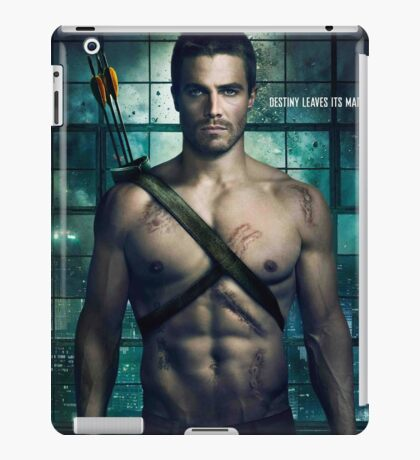 Arrow TV Series iPad Case/Skin