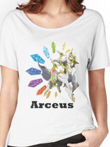 Arceus - Pokemon go !!!! Women's Relaxed Fit T-Shirt
