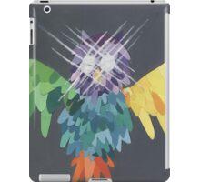 hooter lights iPad Case/Skin