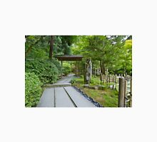 Path at Japanese Garden Unisex T-Shirt