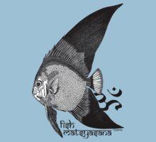 Yoga Fish YogaMig by yogamig