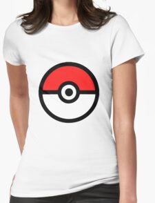 pokebol Womens Fitted T-Shirt