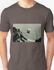 MOTORCYCLE TOURING WITH MY HONEY Unisex T-Shirt