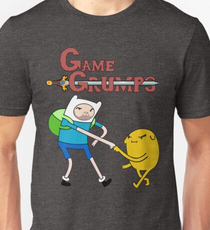 Game Grumps Adventure Time Unisex T-Shirt