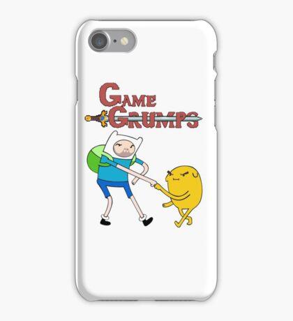 Game Grumps Adventure Time iPhone Case/Skin